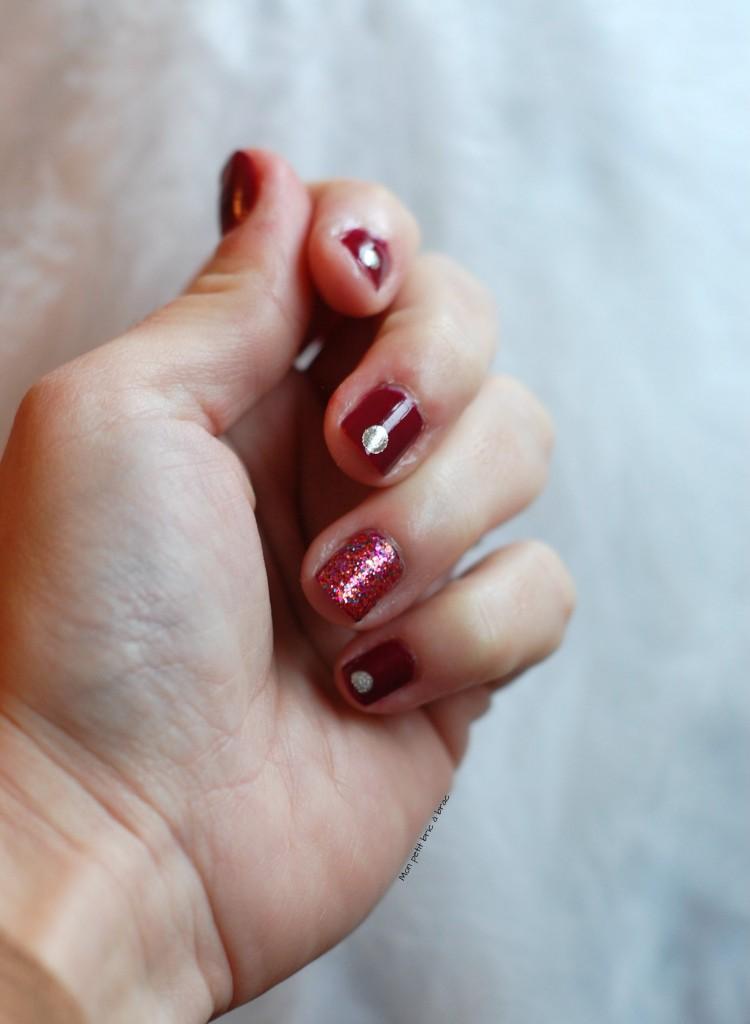 nail art noel 2