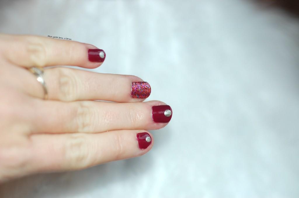 nail art noel 3