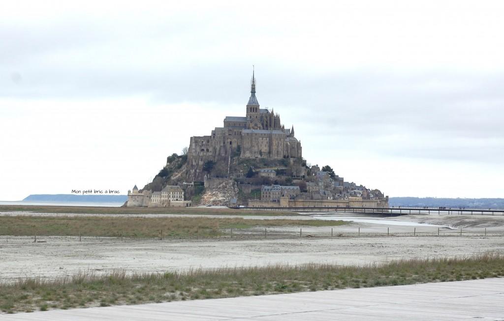 mont saint michel - mon petit bab