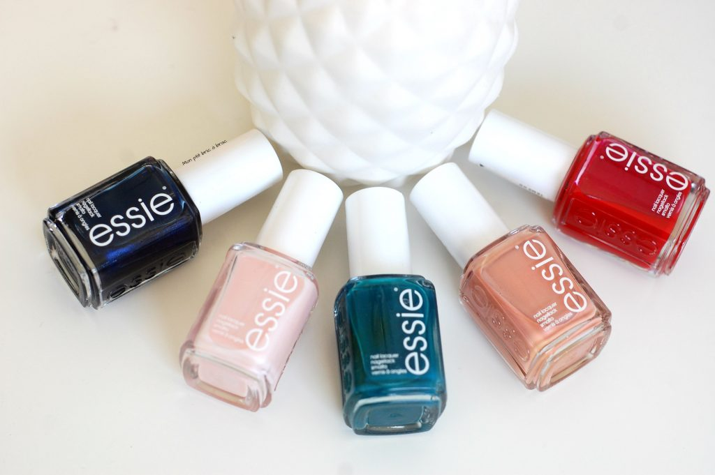 HAUL ESSIE 2In love with Essie, Maxi Haul de novembre