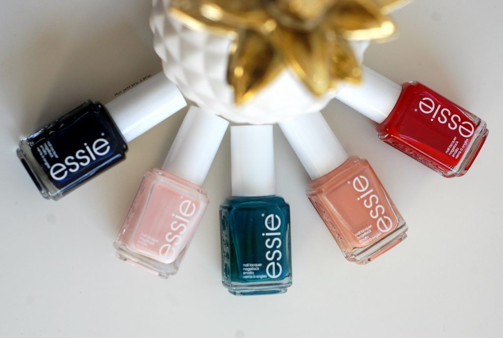HAUL ESSIE In love with Essie, Maxi Haul de novembre